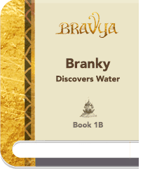 Book 1B – Branky Discovers Water