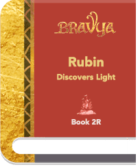 Book 2R – Rubin Discovers Light