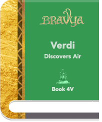 Book 4V – Verdi Discovers Air