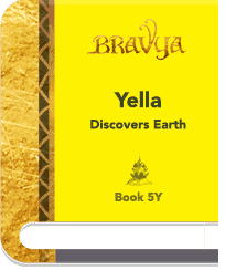 Book 5Y – Yella Discovers Earth