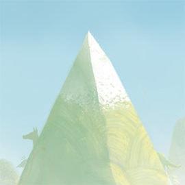 Pyramid-Shaped Mountain